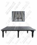 ССМ-01-09 сварочно-сборочный стол с координатной сеткой