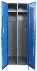 ШОМ-02-02 исп.2 Шкаф для одежды с ригельной системой