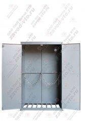 ШГМ-04-04 шкаф для баллонов
