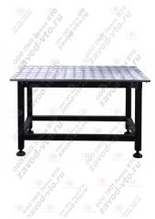 ССД-02-02 исп.2 сварочно-сборочный стол 3D