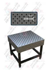 ССД-05/1 сварочно-сборочный стол 3D (с 5-ю рабочими поверхностями)