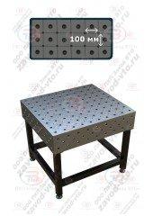ССД-05/2 сварочно-сборочный стол 3D (с 5-ю рабочими поверхностями)