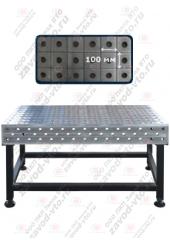 ССД-15-02 сварочно-сборочный стол 3D (с 5-ю рабочими поверхностями)