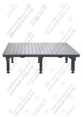 ССД-13-02 сварочно-сборочный стол 3D