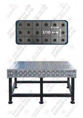 ССД-15-03 сварочно-сборочный стол 3D (с 5-ю рабочими поверхностями)