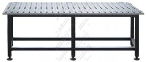 ССД-02-04 исп.2 сварочно-сборочный стол 3D