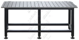 ССД-01-03 исп.2 сварочно-сборочный стол 3D