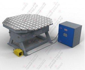 ССД-16 стол сварочно-сборочный поворотный
