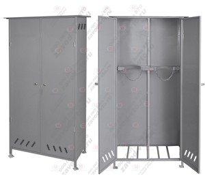 ШГМ-01 шкаф для баллонов
