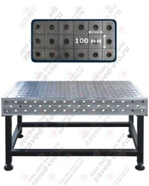 ССД-05-02 сварочно-сборочный стол 3D (с 5-ю рабочими поверхностями)