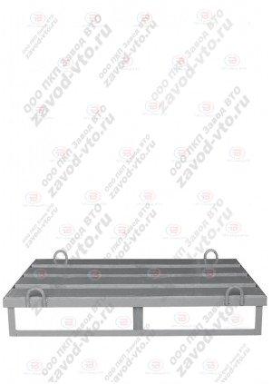 ПДМ-01-02 металлический поддон