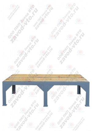 ПТМ-04 подтоварник (деревянный настил)