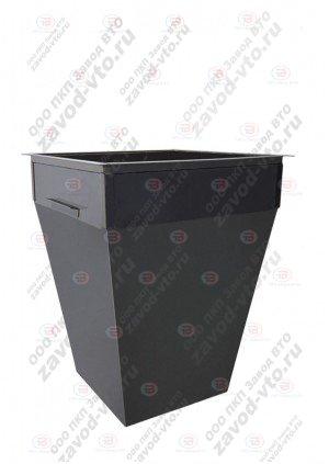 МКО-02 контейнер для ТКО(ТБО) и мусора