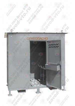 ШХБ-03 шкаф (хранилище) для баллонов