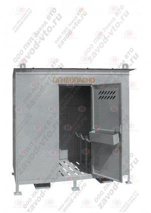 ШХБ-03-02 шкаф (хранилище) для баллонов