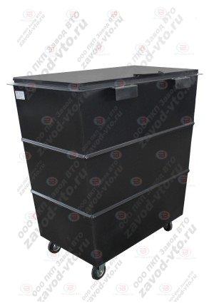 КМП-01-02 контейнер для ТБО и мусора