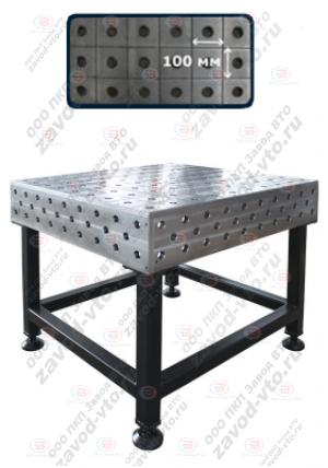 ССД-05 сварочно-сборочный стол 3D (с 5-ю рабочими поверхностями)