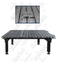 ССМ-01-08 сварочно-сборочный стол с координатной сеткой