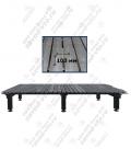 ССМ-01-10 сварочно-сборочный стол с координатной сеткой