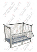 ТМП-32-02 металлическая тара (сетчатая)
