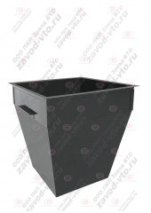 МКО-01 контейнер для ТКО(ТБО) и мусора