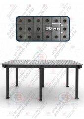 ССД-07-02 сварочно-сборочный стол 3D