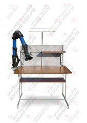 СПМ-01-10 стол монтажника аппаратуры с ПВУ