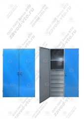 ШИМ-15-04 исп.2 шкаф для инструмента