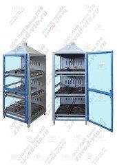 ШМА-06-02 шкаф для аккумуляторов
