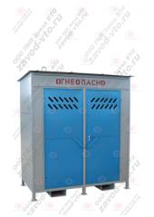 ШХБ-01-02 шкаф (хранилище) для баллонов