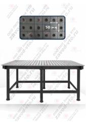 ССД-08 сварочно-сборочный стол 3D