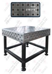 ССД-15 сварочно-сборочный стол 3D (с 5-ю рабочими поверхностями)