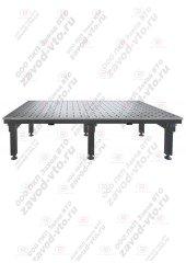 ССД-12-03 исп.2 сварочно-сборочный стол 3D