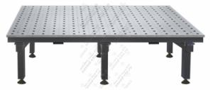 ССД-03-02 сварочно-сборочный стол 3D