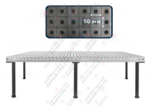 ССД-11-04 сварочно-сборочный стол 3D