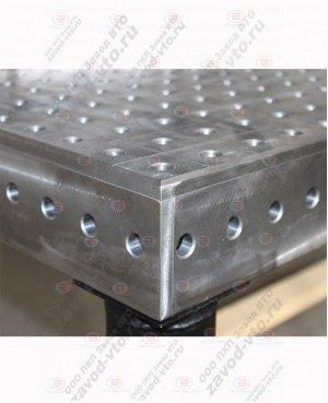 Угол стола сварочно-сборочного 3D с 5-ю рабочими поверхностями