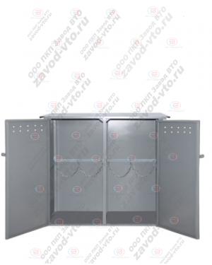 ШГМ-08 шкаф для баллонов