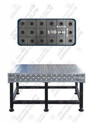 ССД-05-03 сварочно-сборочный стол 3D (с 5-ю рабочими поверхностями)