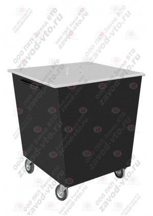 КМП-03 контейнер для ТКО(ТБО) и мусора