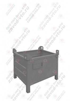 ТМП-23 металлическая тара (ящичная)