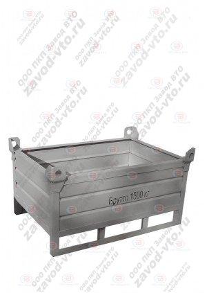 ТМП-30 металлическая тара (ящичная)