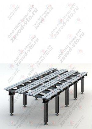 ССМ-12-04, стол сварочно-сборочный