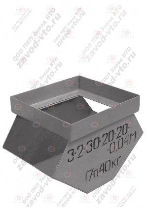 Тара производственная 3-2-30-20-20-0.04М (ГОСТ 14861-91)