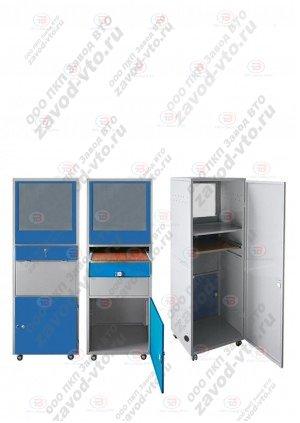 ШКМ-02 компьютерный шкаф