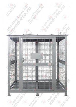ХБ-01-02 хранилище для баллонов