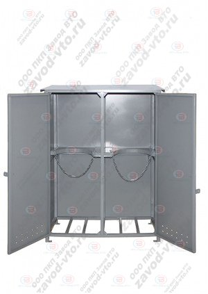 ШГМ-02 шкаф для баллонов