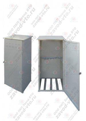 ШГМ-04-02 исп.2 шкаф для баллонов