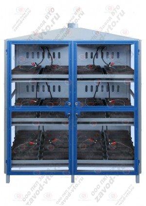 ШМА-06-03 шкаф для аккумуляторов