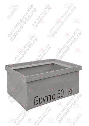 ТМП-01 металлическая тара (ящичная)