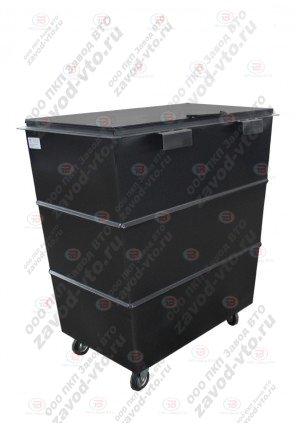 КМП-01-03 контейнер для ТБО(ТКО) и мусора